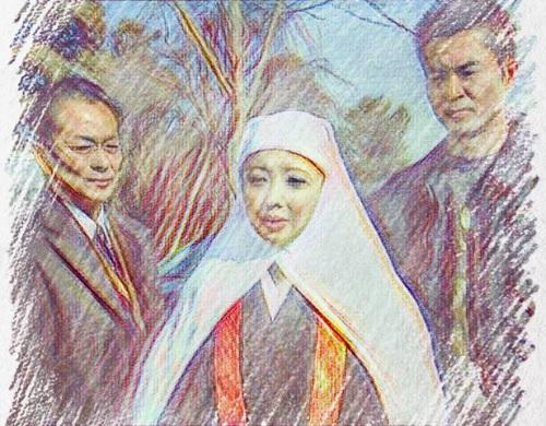 相棒Season3異形の寺 高橋由美子 高橋惠子
