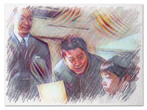 相棒Season1「目撃者」染谷将太、美保純