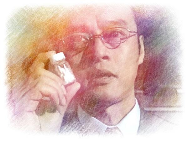 相棒Season2 ピルイーター 大河内監察官 神保悟志